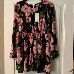 Tobi Longsleeve Dress